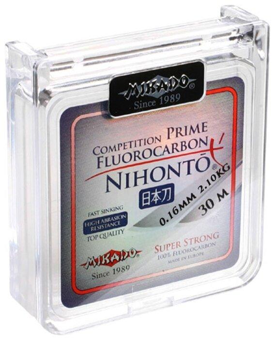 Флюорокарбоновая леска MIKADO Nihonto Fluorocarbon Prime