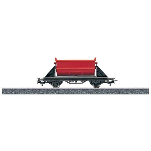 Купить Marklin Вагон с опрокидывающимся кузовом DB, 4413, H0 (1:87), Наборы, локомотивы, вагоны