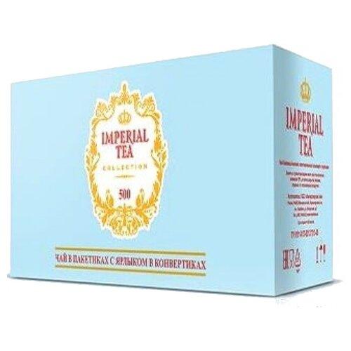 Чай улун Императорский чай Collection China Milk oolong в пакетиках , 500 шт. чай в пакетиках зеленый sebastea milk oolong 37 5 г