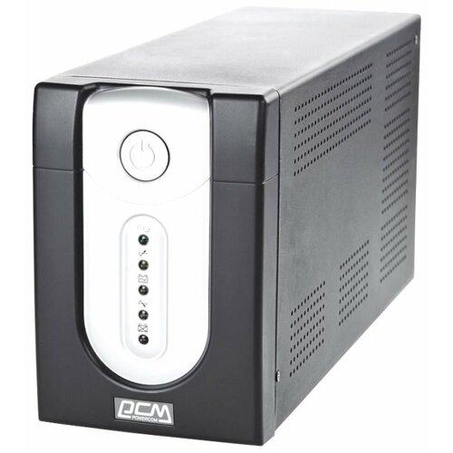 Интерактивный ИБП Powercom Imperial IMP-1025AP серый