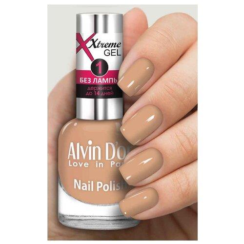 Лак Alvin D'or Extreme Gel, 15 мл, оттенок 5219 недорого