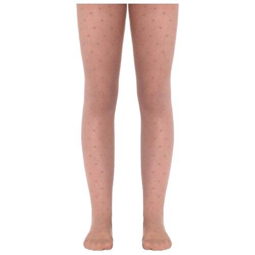 Колготки Conte Elegant ANABEL размер 140-146, natural колготки conte elegant anabel размер 140 146 pink