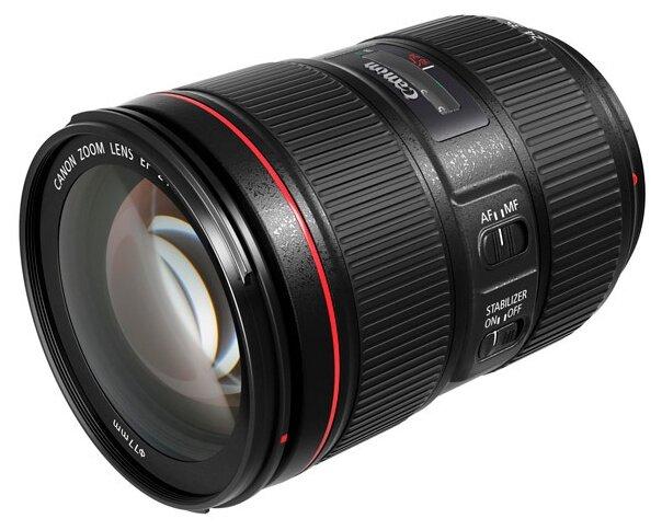 Объектив Canon EF 24-105mm f/4L IS II USM фото 1