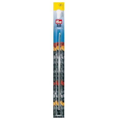 Купить Крючок Prym без ручки 195183 диаметр 3 мм, длина 14 см, серебристый, Крючки
