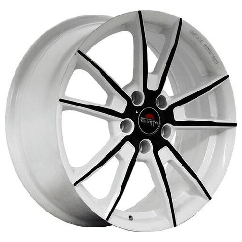 Фото - Колесный диск Yokatta Model-27 6x15/4x100 D60.1 ET36 W+B yokatta model 27 6x15 4x100 d54 1 et48 wb
