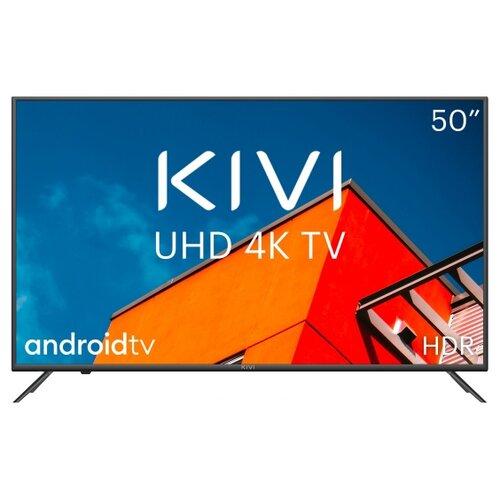 Фото - Телевизор KIVI 50U710KB 50 (2020), черный led телевизор kivi 40f710kb