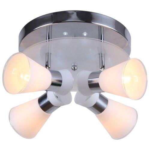 Потолочная люстра J-LIGHT Kamilla 3124/4 люстра потолочная j light mali 1123 5c e27 5 60w белый золото прозрачный