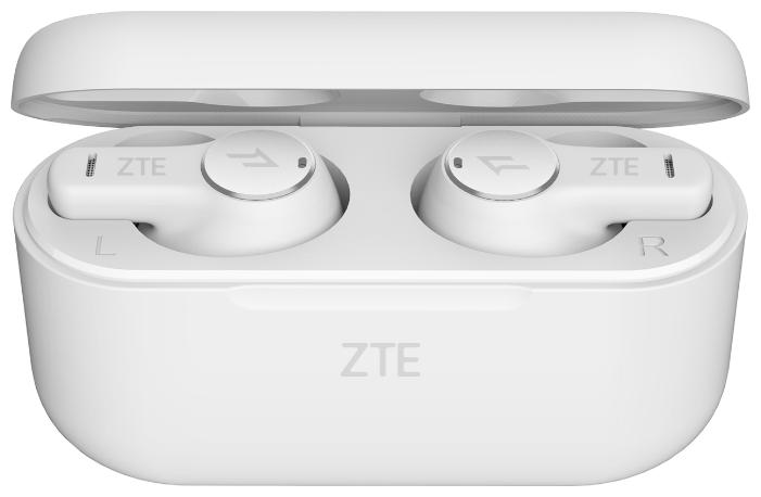 Купить Беспроводные наушники ZTE Live Buds, белый по низкой цене с доставкой из Яндекс.Маркета