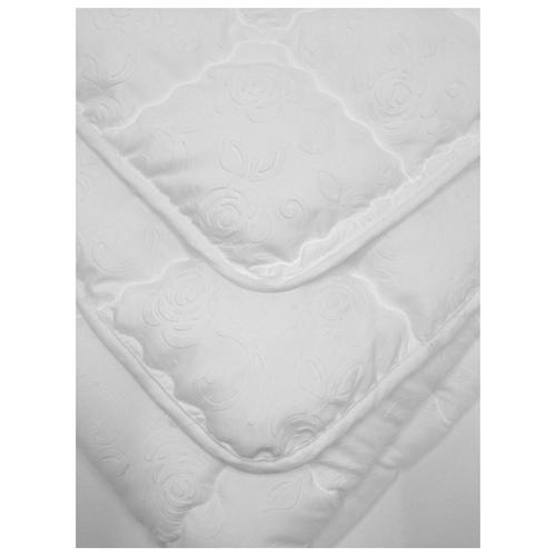 Одеяло стеганое Стильный Дом 172*205 см 250 гр/м2 тик 3Д пуходержащий 100% пэ.