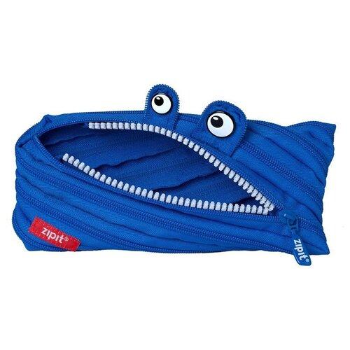 ZIPIT Пенал Monster pouch (ZTM) royal blue zipit пенал сумочка neon pouch цвет розовый