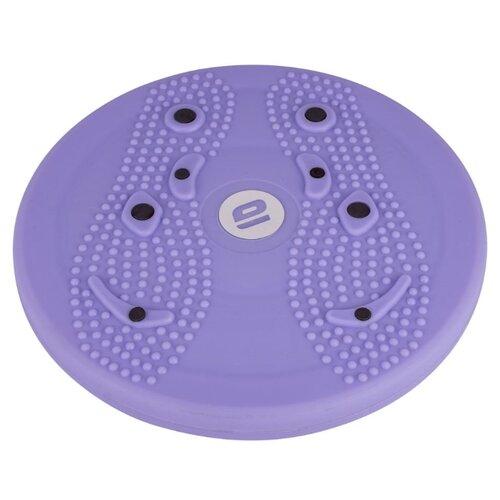 Тренажер универсальный ATEMI диск здоровья массажный с магнитами AMD02 фиолетовый диск здоровья разноцветный россия