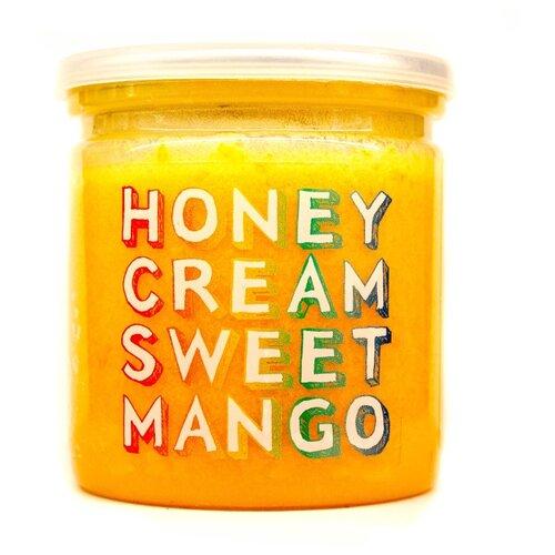 Кремовый мёд манго, Grizzly Nuts, 230 г grizzly nuts арахисовая паста с ванилью и изюмом vanilla sky 370 г