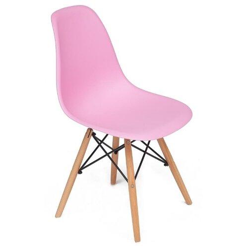 Комплект стульев Secret de Maison Tolix-Eames Cindy (001), дерево, 6 шт., цвет: светло-розовый