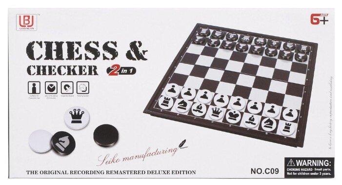 Lebaijia Шахматы и шашки C09