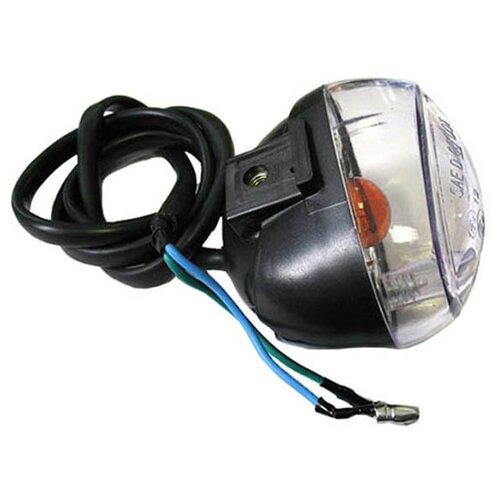 Поворотник (фонарь указатель поворота) правый Stels ATV 300B 5.2.01.0050 LU019199