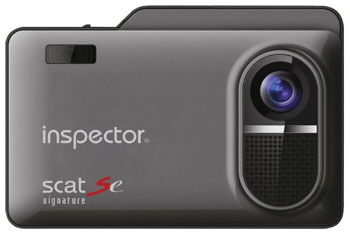 Видеорегистратор с радар-детектором Inspector Scat SE (Quad HD), GPS, ГЛОНАСС фото 1