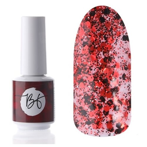 Купить Гель-лак для ногтей Beauty-Free Fairytale, 8 мл, 224, Miss Santa