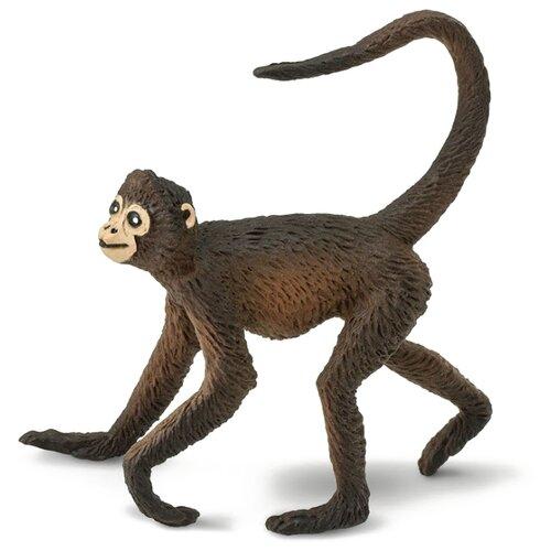 Фото - Safari Ltd Wildlife Паукообразная обезьяна 291629 фигурка safari ltd wildlife детёныш жирафа 100422