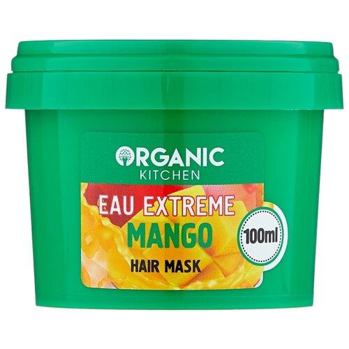Фото - Organic Kitchen bloggers Маска для волос Вкусное питание eau extreme mango, 100 мл organic kitchen бальзам для волос bloggers goodbye пучок от блогера marta che 100 мл