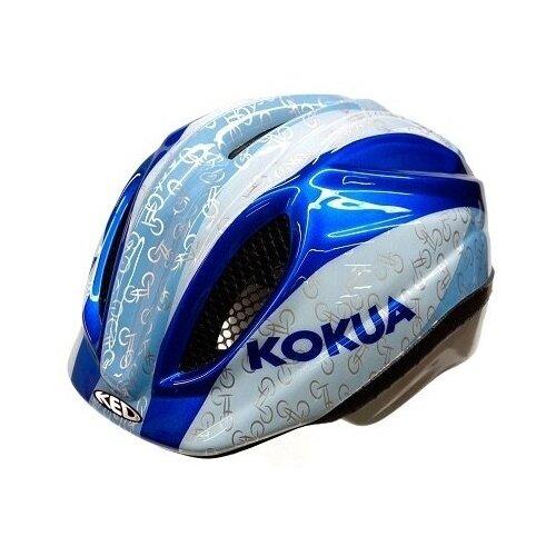 Фото - Шлем Kokua S blue шапка шлем huppa размер s blue