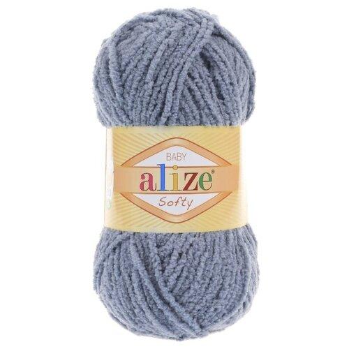 Купить Пряжа Alize Softy цвет
