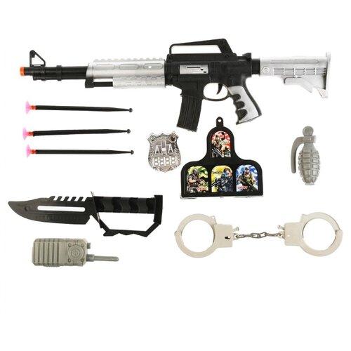 Купить Набор Играем вместе Военный (B1761417-R), Игрушечное оружие и бластеры