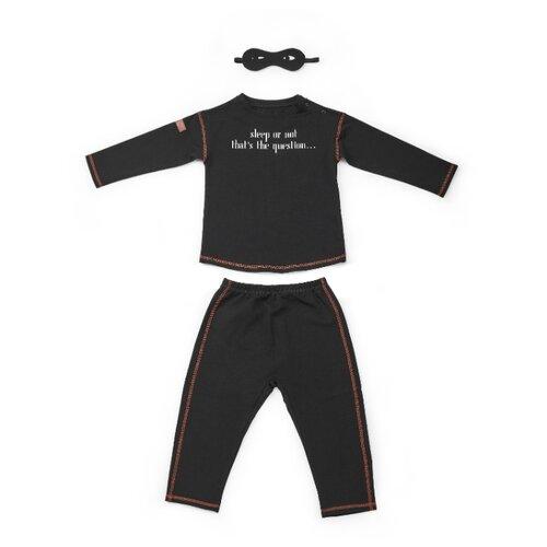 Пижама Happy Baby размер 104-110, черный