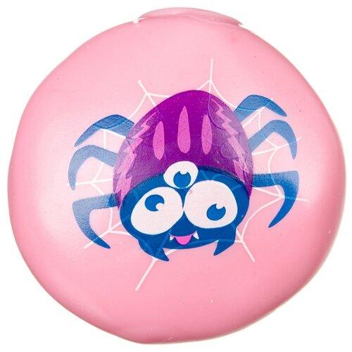 Купить Игрушка-мялка BONDIBON Чудики Жучок (ВВ3575) розовый, Игрушки-антистресс