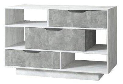 Комод цвет бетон купить древесно цементный раствор