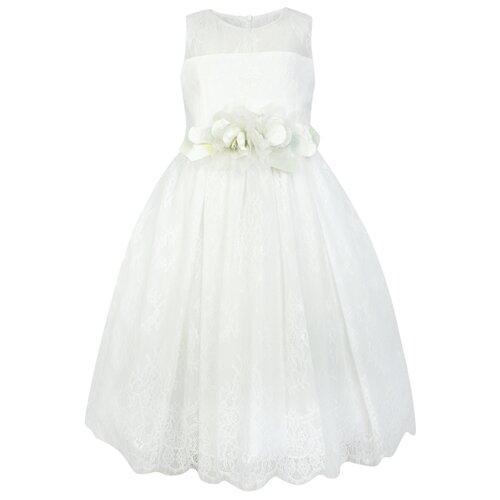 Платье ColoriChiari размер 164, белый