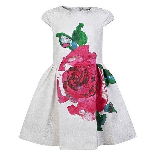 Фото - Платье Simonetta размер 92, белый simonetta tiny pубашка