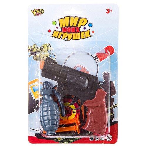 Купить Игровой набор Yako К88716, Полицейские и шпионы