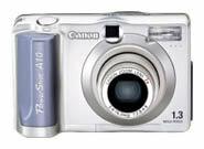 Фотоаппарат Canon PowerShot A10