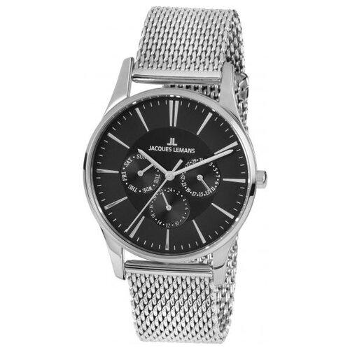 Фото - Наручные часы JACQUES LEMANS 1-1951E наручные часы jacques lemans 1 2099f