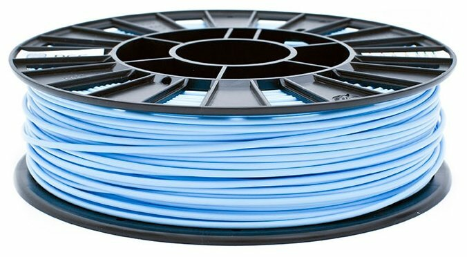 PLA пруток REC 2.85 мм голубой