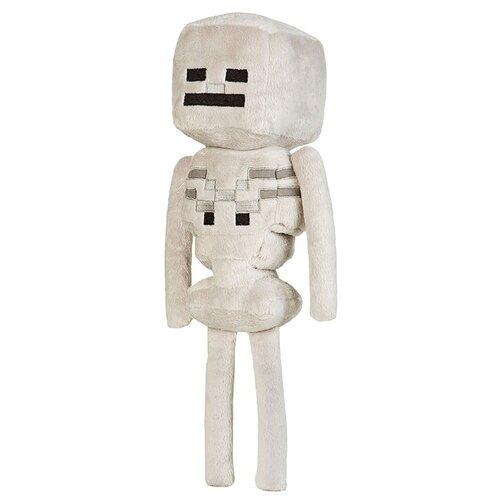 Мягкая игрушка Скелет из майнкрафт 25 см