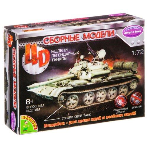 Фото - Сборная модель BONDIBON Танк №1 ВВ2515 1:72 сборная модель bondibon танк 16 вв2968 1 72