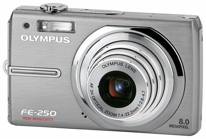 Фотоаппарат Olympus FE-250