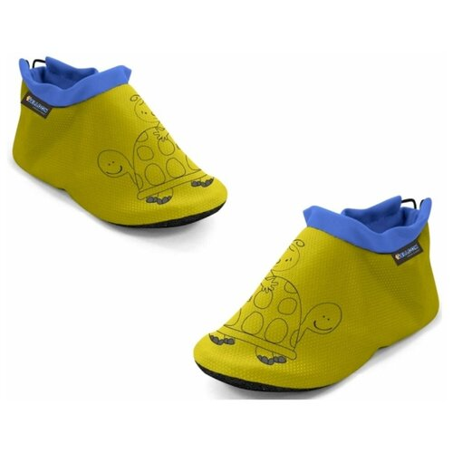 Welldon детские бахилы (Yellow)