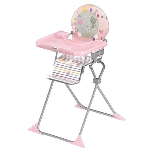 Стульчик для кормления Brevi Junior pink
