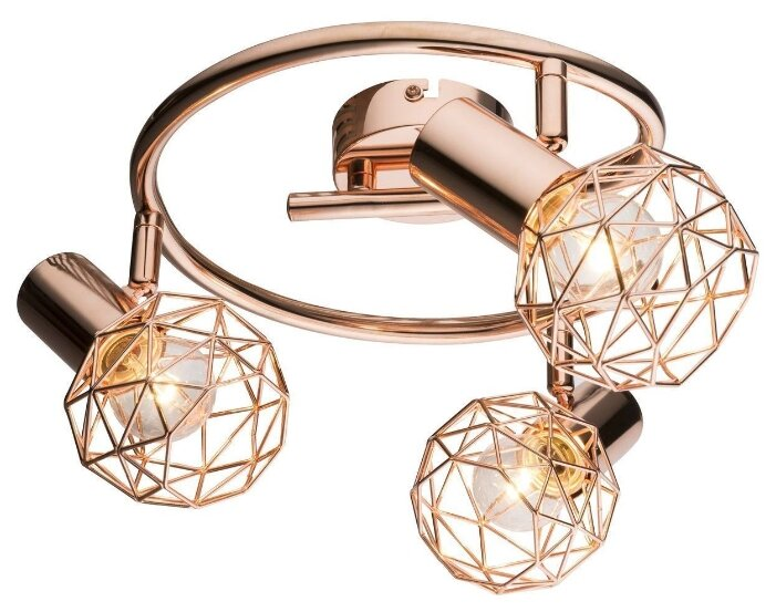 Люстра Globo Lighting Xara 54805-3, E14, 120 Вт