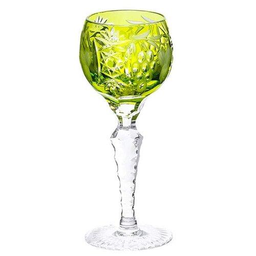 Рюмка Ajka Crystal Grape Reseda, 60 мл рюмка ajka crystal st louis reseda 70 мл