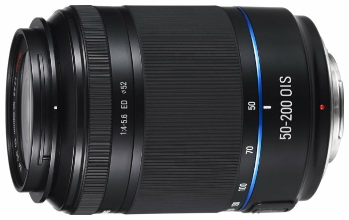 Объектив Samsung 50-200mm f/4-5.6 ED OIS II (T50200IB)