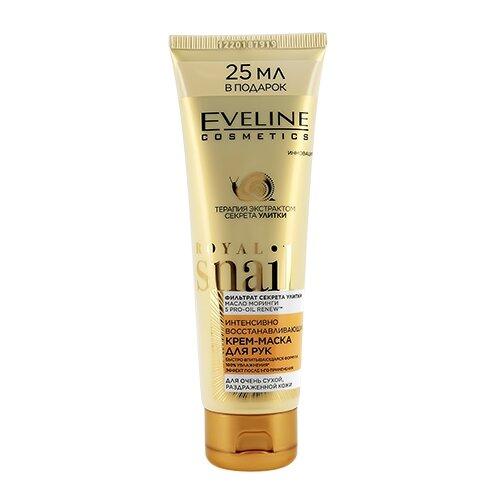 Крем-маска для рук Eveline Cosmetics Интенсивно-восстанавливающая 125 мл