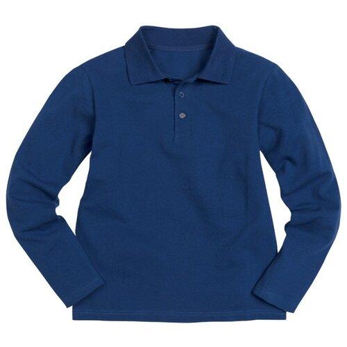 Купить Поло Pelican размер 13, синий, Футболки и майки