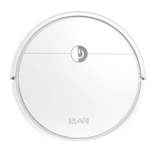 Фото - Робот-пылесос ELARI SmartBot Lite SBT-002A, белый elari nanopods sport белый