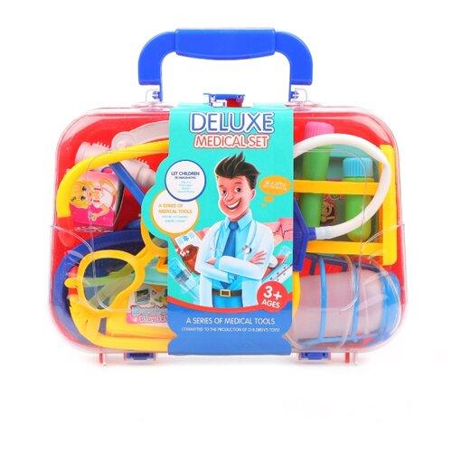 Набор доктора Наша игрушка 108Q набор доктора наша игрушка 643452