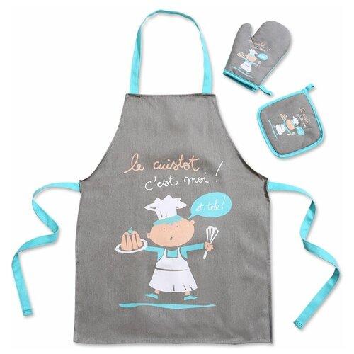 хозяйственные товары dosh home набор полотенец atira 6 шт Набор шеф-повара для детей Dosh   Home Atira 101510