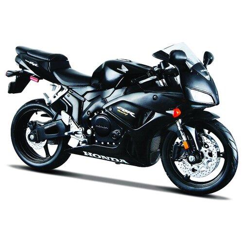 Купить Мотоцикл Maisto Honda Cbr1000Rr (20-06182) 1:12 черный, Машинки и техника