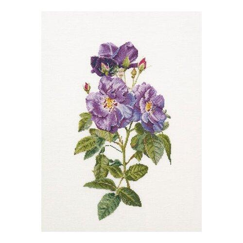 Купить Набор для вышивания Рапсодия в голубом, канва лён 36 ct, Thea Gouverneur, Наборы для вышивания